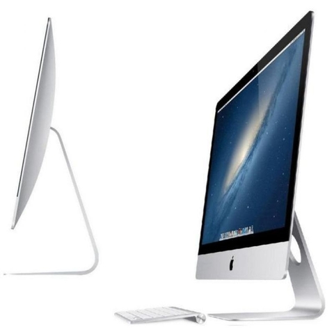 Desktop iMac Apple Mk482  i5 Quad Core de 3.3GHz 8GB 2TB Fusion Tela Retina 5k 27  - Apple