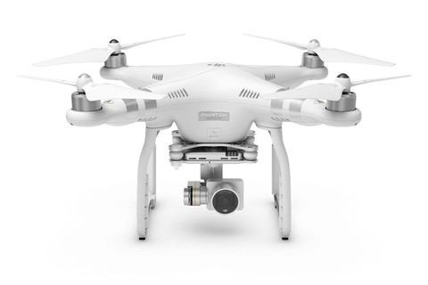 Drone Phantom 3 Advanced Dji Camera 2.7k Full HD - Phantom