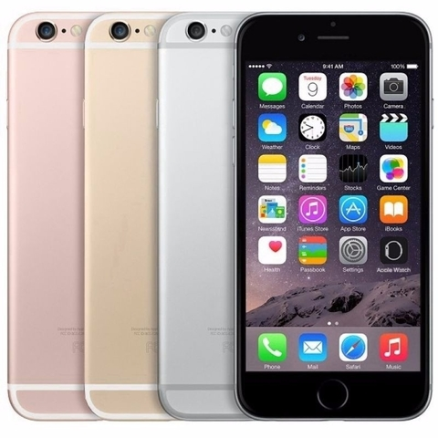 Iphone 6s Plus Original 128gb Modelo A1687 - Apple