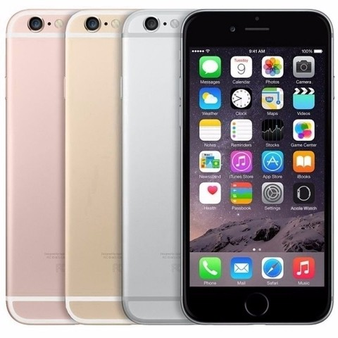 Iphone 6s Plus Original 32gb Modelo A1687 - Apple