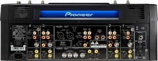 Pioneer Dj Mixer SVM 1000 4 Canais - Pioneer na internet