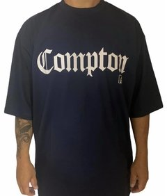 Camiseta rap power compton na internet