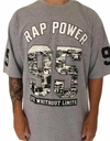 Camiseta rap power 95 - comprar online