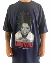 camiseta rap power lauryn hill