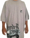 Camiseta rap power lowrider lateral - Rap Power