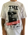Camiseta rap power the notorious big