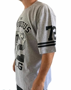 Camiseta rap power notorious big 72 - comprar online