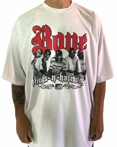 Camiseta rap power bone thugs n harmony - loja online