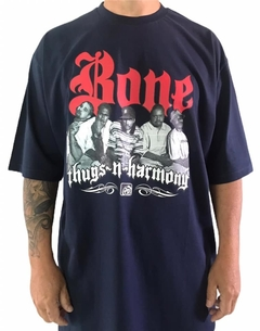 Camiseta rap power bone thugs n harmony - comprar online