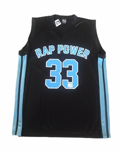 Regata rap power basquete 33 - Rap Power