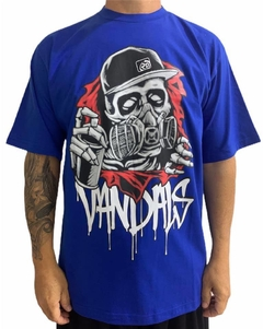 Camiseta rap power vandals na internet
