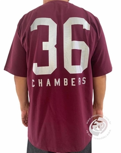 Camiseta rap power chambers 36 na internet