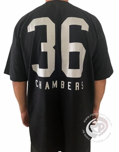 Camiseta rap power chambers 36 - comprar online