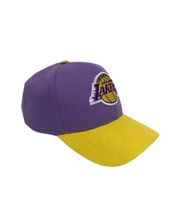 Boné lakers aba curva 9forty na internet