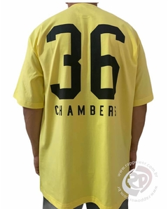 Camiseta rap power chambers 36 - loja online