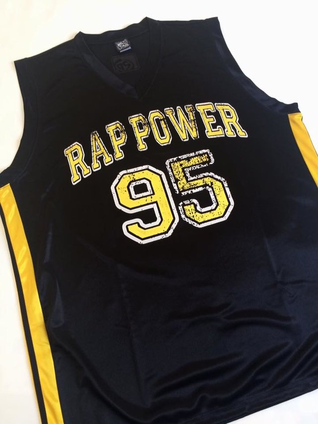 Regata basquete Rap Power 95