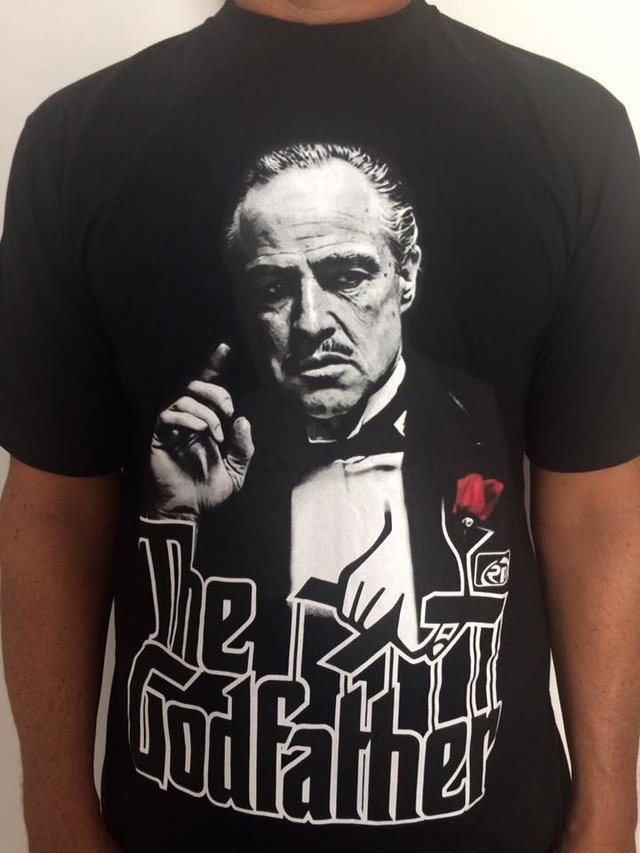 Camiseta Rap Power The Godfather - comprar online