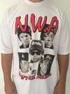 Camiseta Rap Power N.w.a Portraits
