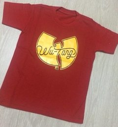 camiseta infantil rap power