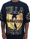 camiseta rap power wu tang clan