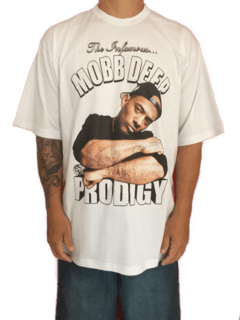 Imagem do Camiseta Rap Power Mobb Deep Prodigy