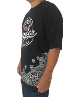 camiseta rap power nwa