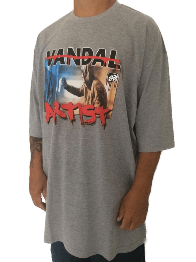 Camiseta Rap Power Artist - Rap Power