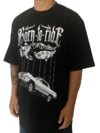 Camiseta Rap Power Born To Ride