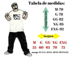 Imagem do Camiseta Rap Power Wu tang Clan Tag