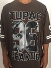 Camiseta Rap Power Tupac 96