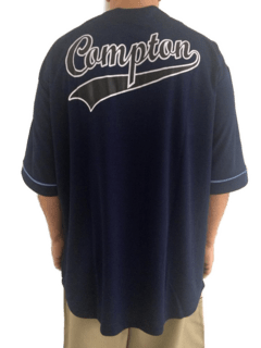 Imagem do Camisa Rap Power Baseball Compton