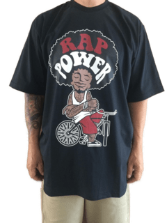 Camiseta Rap power Bike Power - comprar online