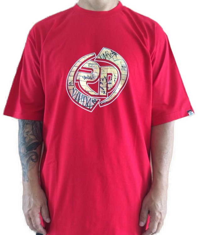 Camiseta Rap Power Logo Tag na internet
