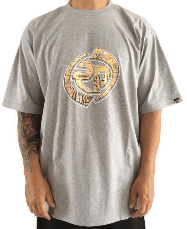 Camiseta Rap Power Logo Tag - Rap Power