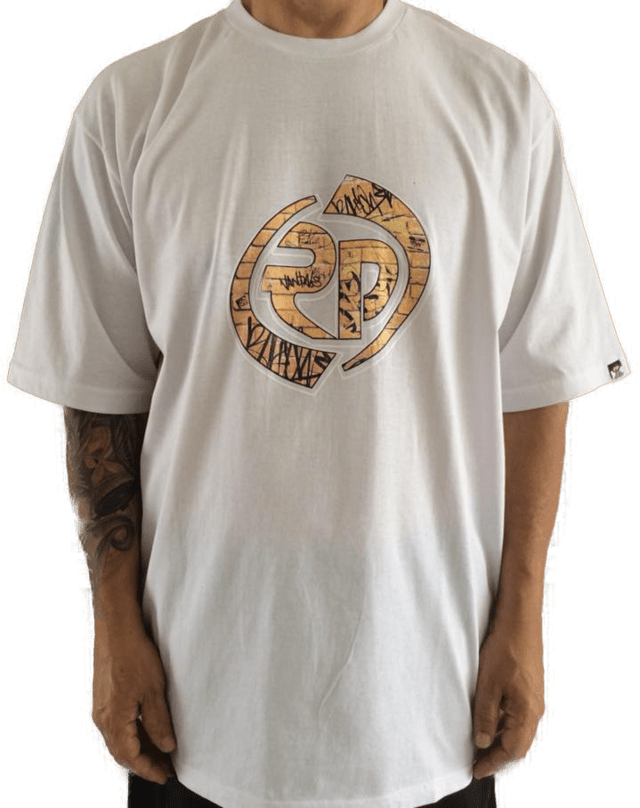 Camiseta Rap Power Logo Tag - comprar online