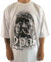 Camiseta Rap Power Tupac West Side