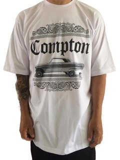 Camiseta Rap Power Lowrider Compton na internet
