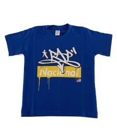 Camiseta Rap Power Infantil Rap Nacional