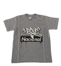 Camiseta Rap Power Infantil Rap Nacional na internet