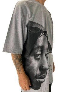 camiseta rap power tupac