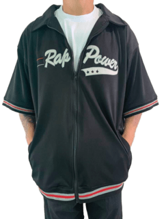 Camisa Rap Power Helanca - Rap Power
