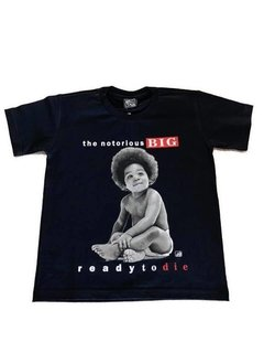 Camiseta Rap Power Notorious Big Infantil