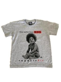 Camiseta Rap Power Notorious Big Infantil - Rap Power