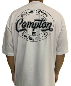 Camiseta Compton New Rap power
