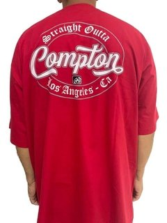 Camiseta Compton New Rap power na internet