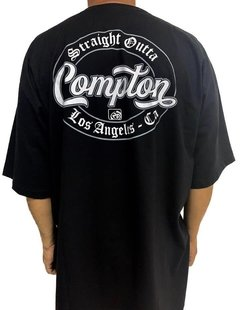 Camiseta Compton New Rap power - comprar online