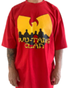 Camiseta rap power wu tang clan sombra - loja online