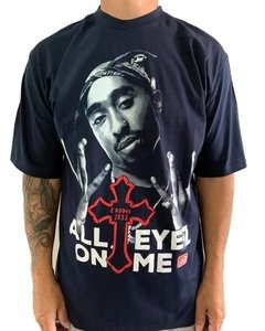 Camiseta Rap Power All Eyez