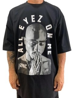 camiseta tupac all eyez on me