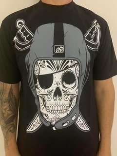 Camiseta rap power raiders - comprar online